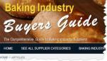 "Online ""Baking Industry Buyers Guide"" Launches as the Independent Industry-Wide Resource"